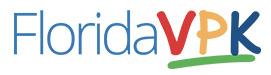 Florida Voluntary Pre-Kindergarten