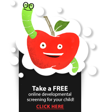 Take a free online developmental screening for your child.