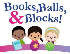 Books Balls and Blocks